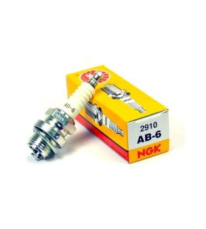 BUJÍA AB-6 - NGK - R: 2910