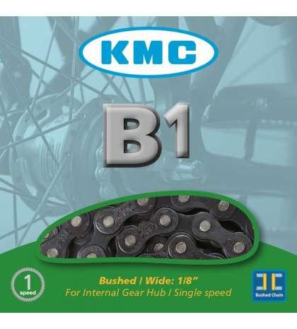 CADENA B1 112 PASOS 1V - KMC - R: 31203