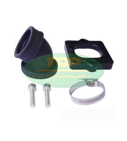KIT COLECTOR TPR 360° SCOOTER 50 CC. PIAGGIO SCOOTER D. 34,5 - TOP PERFORMANCES - R: 9931720
