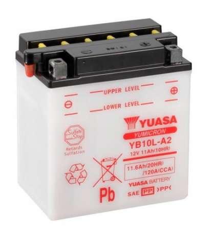 BATERIA YB10L-A2 - YUASA - R: 61333
