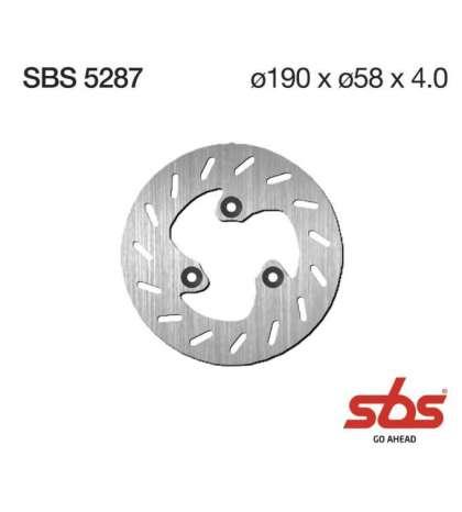 DISCO DE FRENO YAMAHA AEROX, HONDA SKY - SBS - R: SBS5287