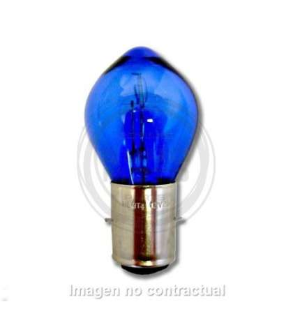 LAMPARA 12 V. 25 x 25 AZUL - HERT - R: 2001529L