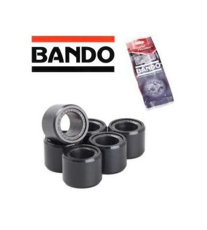JUEGO DE RODILLOS BANDO 18 X 14 13 GRAMOS R: 22270503