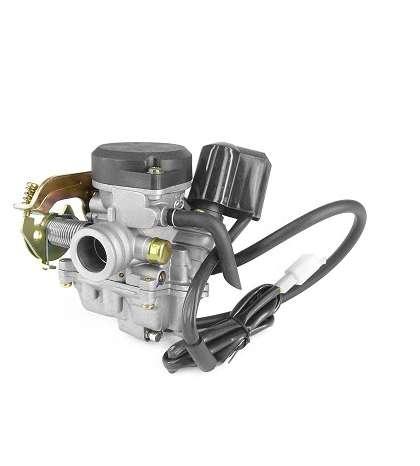 CARBURADOR COMPLETO GY6 50cc 4T. ( 139QMB/A D.18MM )  R: 971158X