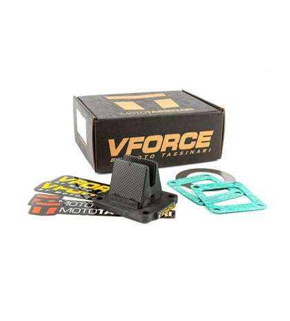 CAJA DE LÁMINAS KAWASAKI KX 85 / AM 6 / DERBI E2 / E3 V FORCE 3 R: MTV384A