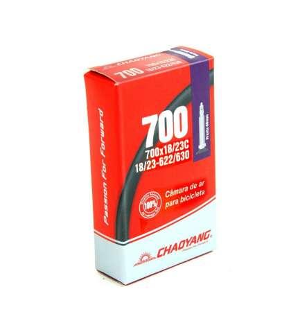 CAMARA 700 X 19/23 VALVULA PRESTA 80 MM. - CHAOYANG - R: 30 570 2175