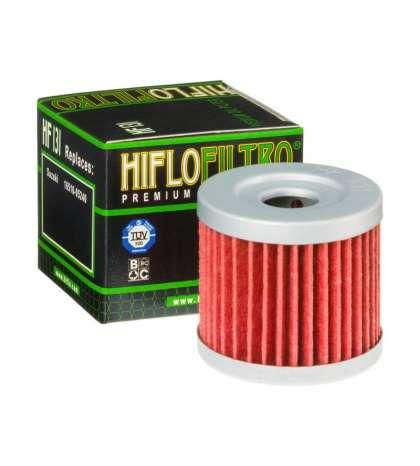FILTRO ACEITE HYOSUNG GT 125 COMET 03/08 - HIFLOFILTRO - R: HF131