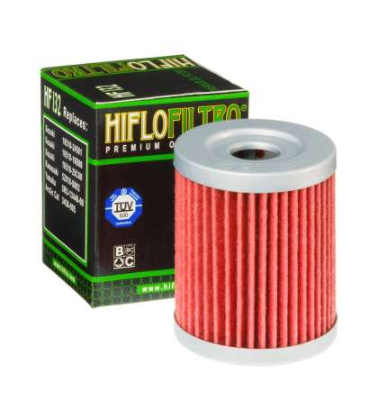 FILTRO ACEITE SUZUKI DR 125 03/05 - HIFLOFILTRO - R: HF132