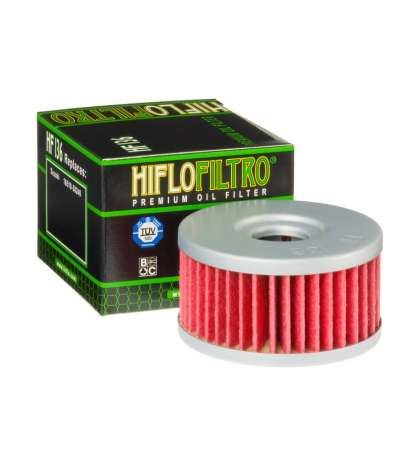 FILTRO ACEITE SUZUKI INTRUDER 250 00/06 - HIFLOFILTRO - R: HF136