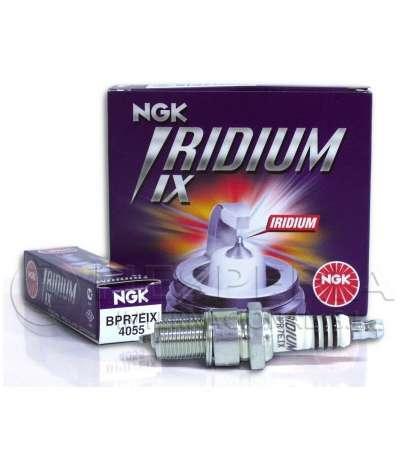 BUJÍA IRIDIUM BPR7EIX - NGK - R: 4055