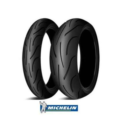 JUEGO CUBIERTAS PILOT POWER 2CT 120/70ZR17 + 180/55ZR17 - MICHELIN - R: JPPCT1218