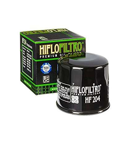 FILTRO DE ACEITE HONDA CB 1000 R 08, VT 1300 10 - HIFLOFILTRO - R: HF204