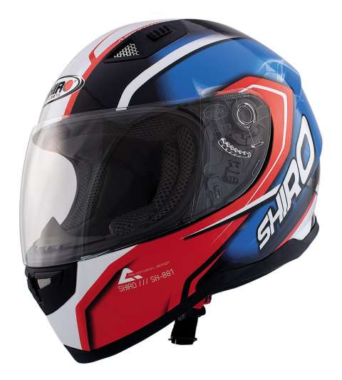 CASCO INTEGRAL TS MOTEGI SH-881 - SHIRO - R: 973 09