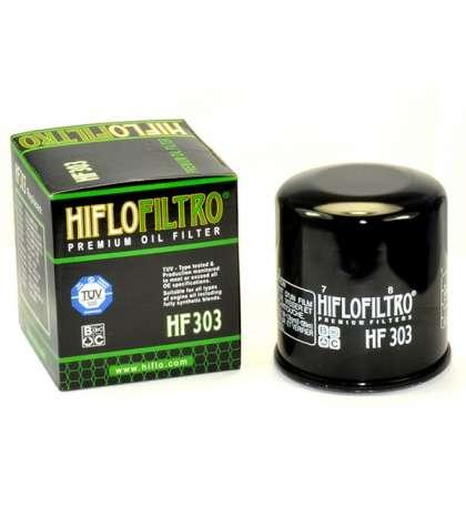 FILTRO DE ACEITE HONDA SEVEN FIFTY 92/02 - HIFLOFILTRO - R: HF303