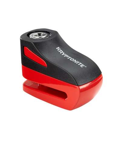 CANDADO KEEPER MICRO DISC LOCK 5 mm. ROJO R: 6920881