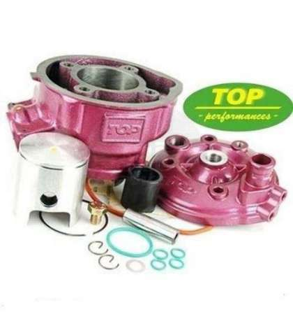EQUIPO MOTOR TOP ROSA MINARELLI AM 6 D. 49,50 - TOP PERFORMANCES - R: 9919240