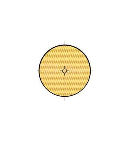 REFLEX AMBAR REDONDO CON ADHESIVO R: 11752