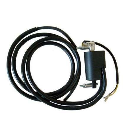 BOBINA 12V - CC - 4,3 OHM - CON CABLE 100 CM YAMAHA T MAX 500/530 R: 04004750