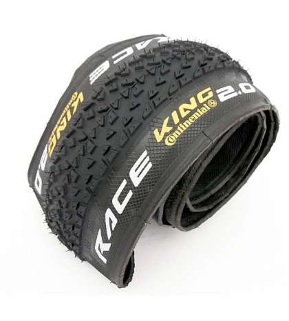 CUBIERTA CONTINENTAL 26 X 2.2 RACE KING PLEGABLE R: 1177150033