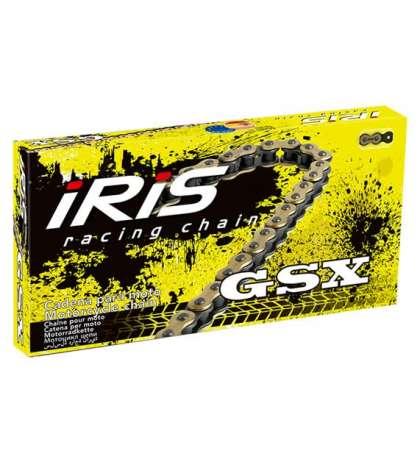 CADENA 420 X 136 PASOS MODELO GSX - IRIS - R: GSX.-136