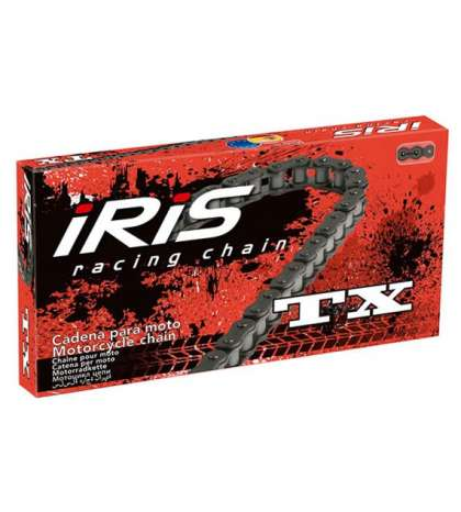 CADENA 428 X 130 PASOS MOD. TX - IRIS - R: TX428130