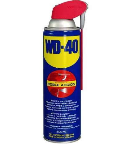 W-40 DOBLE ACCION 500 ML. R: 050021