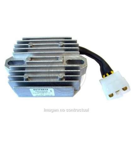 REGULADOR 12V TRIFASE 5 CABLES CON CONECTOR SUZUKI GSX R 600 - DZE - R: 04172312