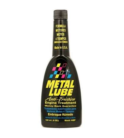 ACEITE METAL LUBE FORMULA MOTOS 4 T 120 ML. R: 120 FM 4TEH